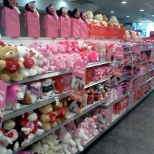 Duane Reade on Valentines day