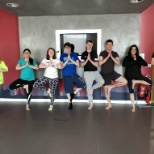 Equifax photo: Yoga every Tuesday in our Dublin office!