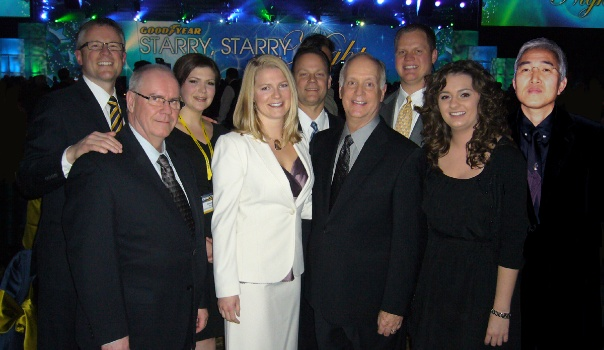 Team Photo at the 2012 Goodyear Dealer Conference
