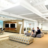 HCA Corporate photo: Workspace 2.0 in our corporate campus is all about collaboration!