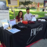 We had a great time at the USC Engineering Career Fair. Thanks to all who stopped by to learn more a