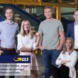 photo of General Logistics Systems (GLS), Nachwuchskräfte bei GLS Germany! - Young professionals at GLS Germany!