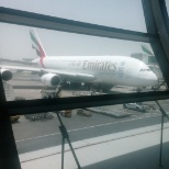 The Emirates Group photo: DXB Airport