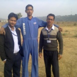Me with Final Inspector n our driver