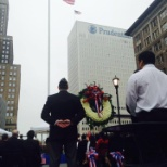 Prudential photo: Honoring Veterans