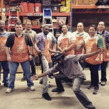night shift after a successful night