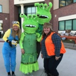 Medical Transportation Management (MTM, Inc.) photo: MTM's 4th Annual Trunk or Treat