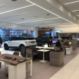 Our Land Rover Showroom