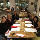 ACV teammates with Dealer friends during Women In Auto Conference