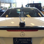 "Penske photo: Mercedes-Benz of Marin voted one of the top 10 ""All Around Best"" Mercedes-Benz Dealers in the USA!"