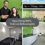 photo of Massage Addict Inc., Now Hiring