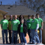 vAuto R&D volunteering with Habitat for Humanity on March 6, 2014