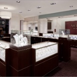 Helzberg Diamonds stores are inviting to our customers.
