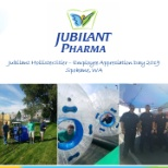 Jubilant Pharma Holdings Inc. photo: 2019 Jubilant HollisterStier Employee Appreciation Day