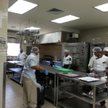 photo of Shangri-La Hotels and Resorts, Kitchen work