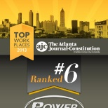 Top Work Places 2013 (Atlanta Journal-Constitution)