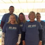 John Randolph Medical Center - Hopewell photo: Our bowling team came out to help support and fundraise for Big Brothers Big Sisters