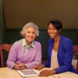 HOME CARE ASSISTANCE photo: Caring for older adults