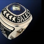 Permanent President's Club Ring