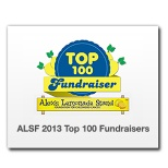 Alex's Lemonade Top 100 Fundraiders