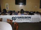 Raffle prizes - Ferguson HVAC Golf Tournament