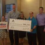ACE Cash Express photo: We are so proud to partner with the National Down Syndrome Society.