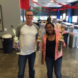 AAG Chili Cook-Off Winners
