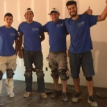 At 50 Floor, we only work with the best installers!