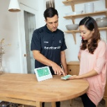 Vivint photo: Smart Home Pro