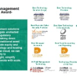 FIS Global photo: Asset Management Awards in 2017