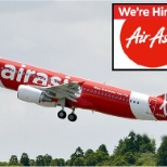 AirAsia photo: We are Hiring !