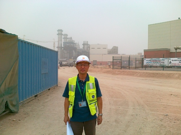 GE Energy, CCGT Project in Kuwait