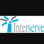 Interserve photo: This is the logo of interserve