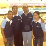 Emirates Flight Catering Bowling Tournament