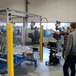 Extol creates innovative plastic assembly machines.