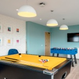 Arista Networks photo: Games Room