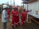 auditing from batam government all fabrication area