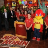 Loving RED ROBINS family