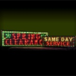 Signtronix.com photo: We also offer a huge selection of LED message signs to our customers.