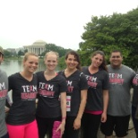 Komen for the Cure!