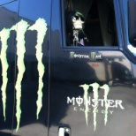 Monster Energy Company photo: Monster Bev. Co. 