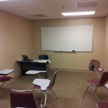 Prism Career Institute photo: My first classroom!