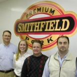 Smithfield Foods photo: Another day at the office.