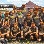 Tough Mudder for Autism fundraiser!