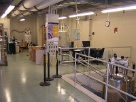 The lab at Chemistry comprises 3 NMR instruments, from 300 to 600 MHz