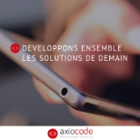 photo de AxioCode, Développement de solutions web et mobiles