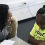 Democracy Prep Public Schools photo: Our teachers build strong relationships with their students.