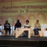 Ladies Panelist - Women in leadership