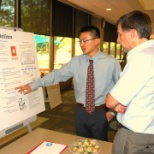 Fort Collins interns Project Fair
