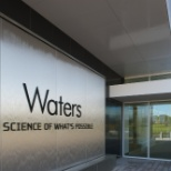 Waters Corporation photo: New facility in Wilmslow, UK